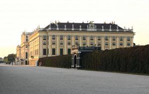 Laufsport Schloss Schönbrunn
